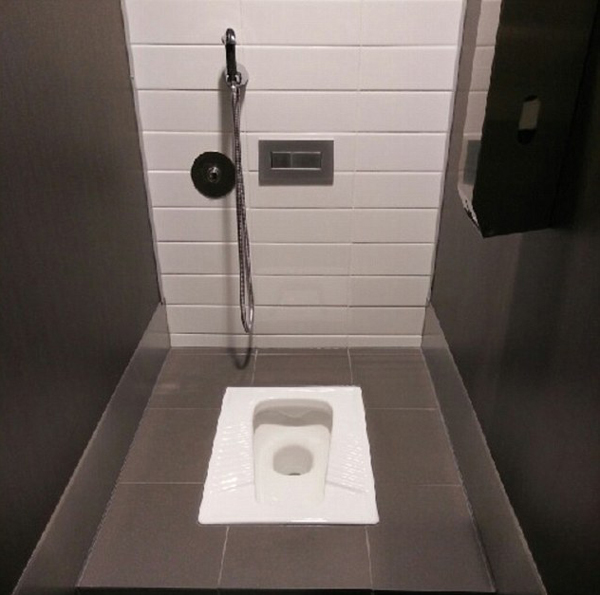 nhà vệ sinh xí xổm