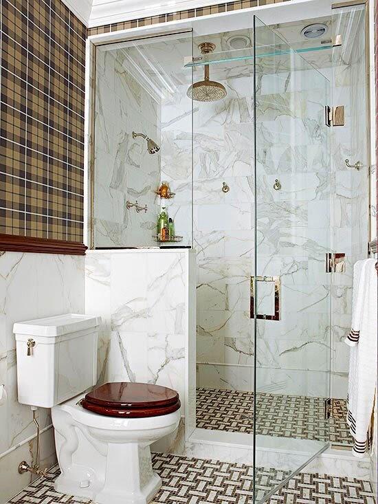 Bỏ qua bồn tắm nếu không cần