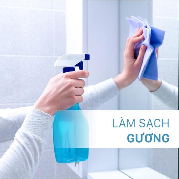 Lam sach guong